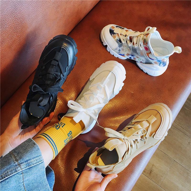 Frauen Frühling Segeltuch-flache Art und Weise Turnschuhe Strass Pailletten vulkanisiert di Symbol wilde Schuhe lässig Jugend Damen Schuhe Größe 36-40 w220b8 #