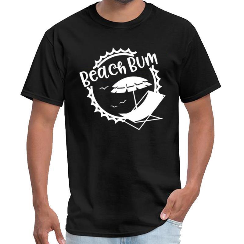 Impression Beach Bum tupac t-shirt hommes T-shirt hommes femmes-s 6xl normale