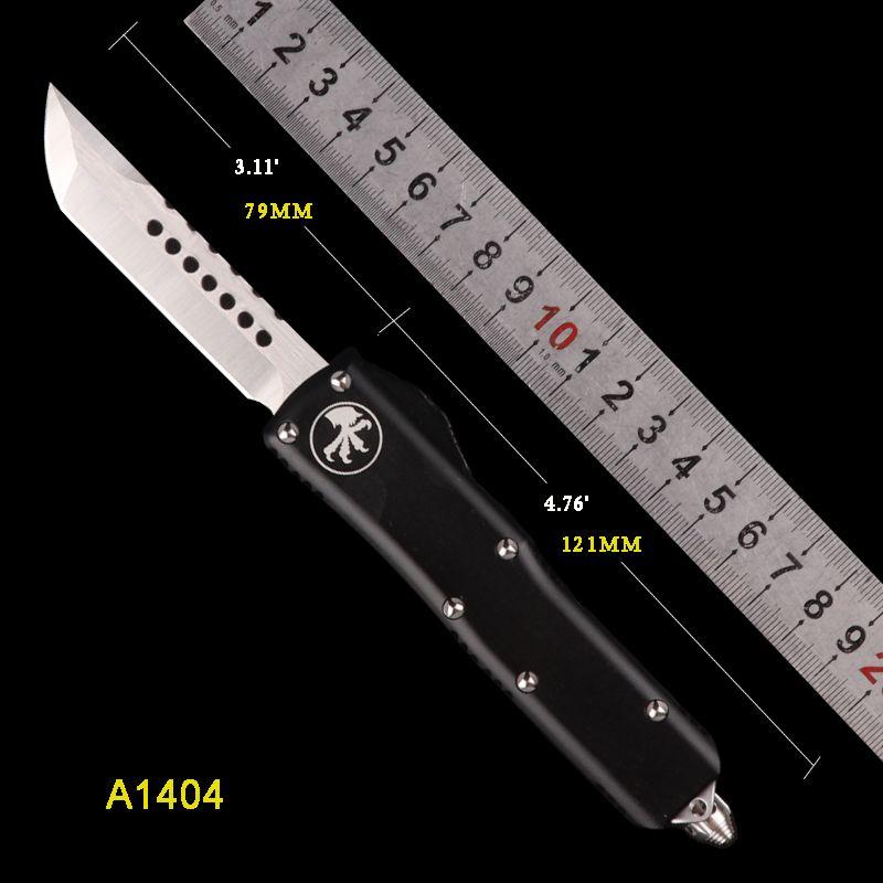 edcschelin utx mt mikro bıçak çift etkili oto Taktik bıçak hayatta kalma dişli av bıçakları kamp otomatik katlama cep bıçaklar bıçak