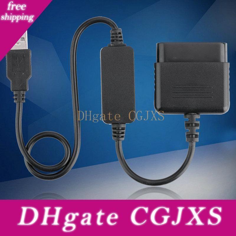 Ps2 Pour Ps3 Pc contrôleur de jeu joystick vers USB Convertisseur adaptateur Playstation2