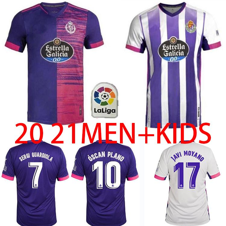2020 Top Quality Real Valladolid Soccer Jerseys FEDE S ...