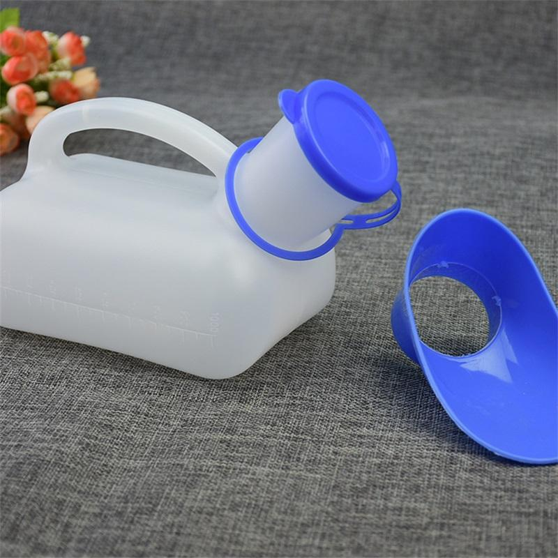 Voiture familiale Camping Uriner Matching Interface Couverture extérieur portable en plastique adulte haute capacité amovible de toilette 2 pisse 3HY ii