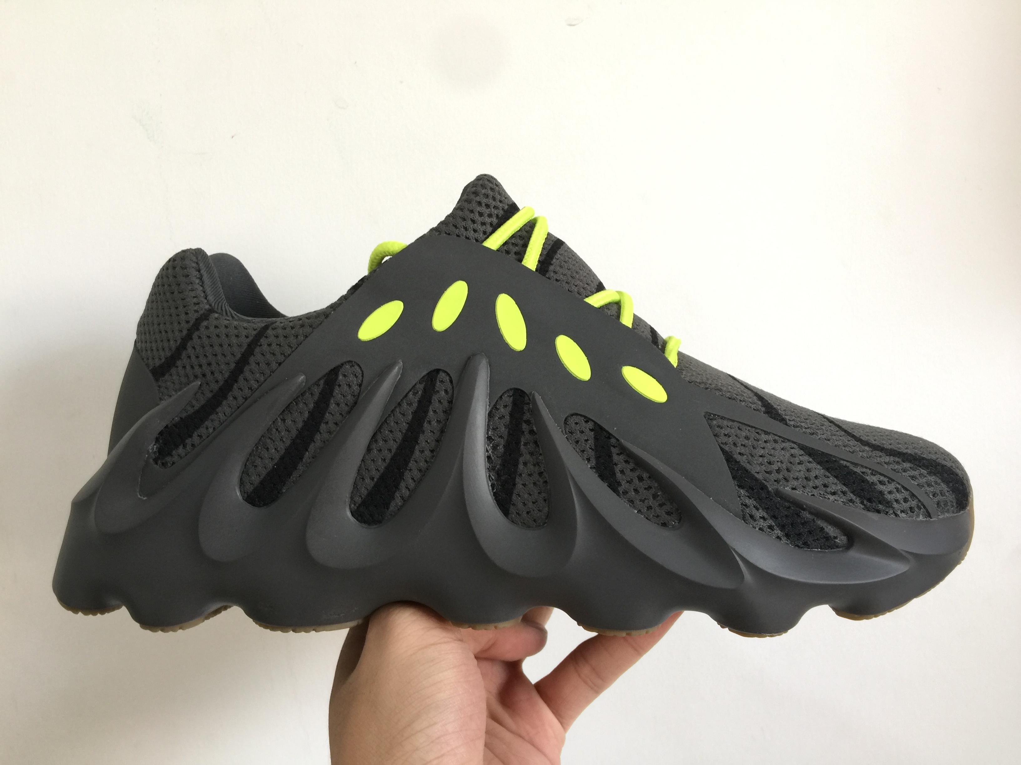 Kanye West 451 hommes Waviest plus Avant Garde espadrille vendre des chaussures de course respirant Mesh Dropping Accepted meilleurs sportifs 2020 hommes » Formation
