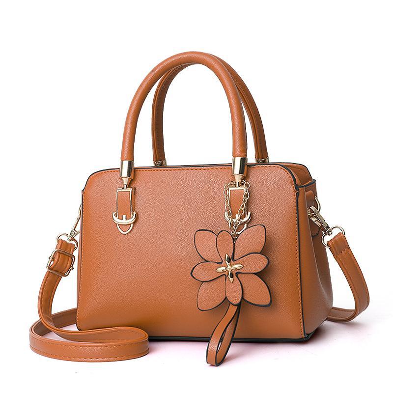 Tasarımcı Bayan Çantalar Bayanlar Casual Bez PU Deri Tasarımcı Omuz Çantaları Bayan Çanta 2020 Tasarımcı Lüks Çantalar Cüzdanlar