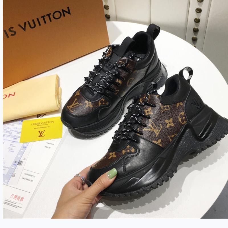 157 Los nuevos zapatos de moda casual de las mujeres de lujo del diseñador, zapatos de las mujeres ocasionales al aire libre, materiales de alta calidad, con la caja original