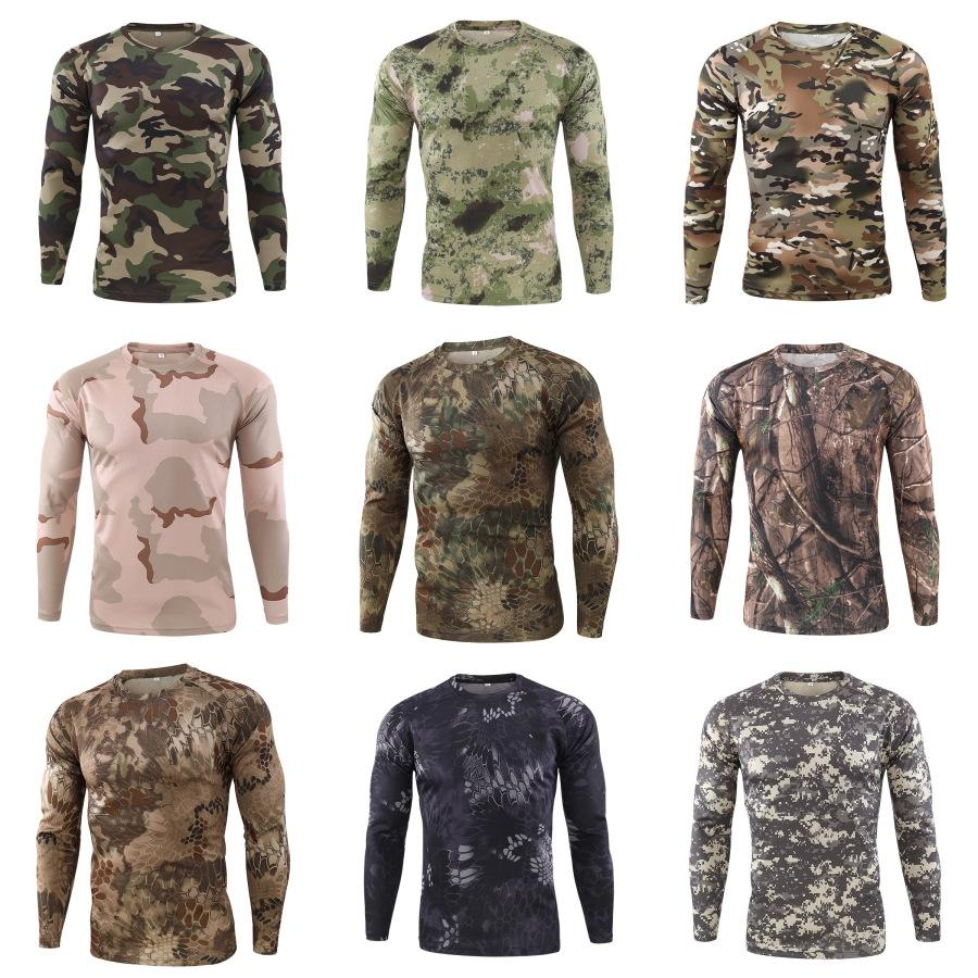 Giyim Erkek Tasarımcı Tişört Uzun Kollu Tişörtler Moda İnce Erkek # Tops 819