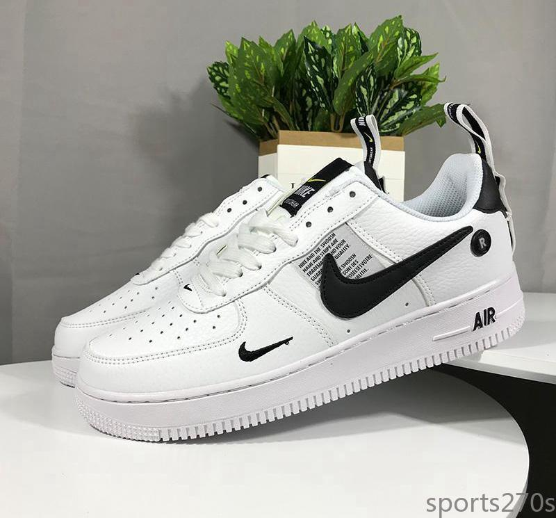 Acheter Nike Air Force 1 Flyknit Utility Mode Hommes Chaussures ...