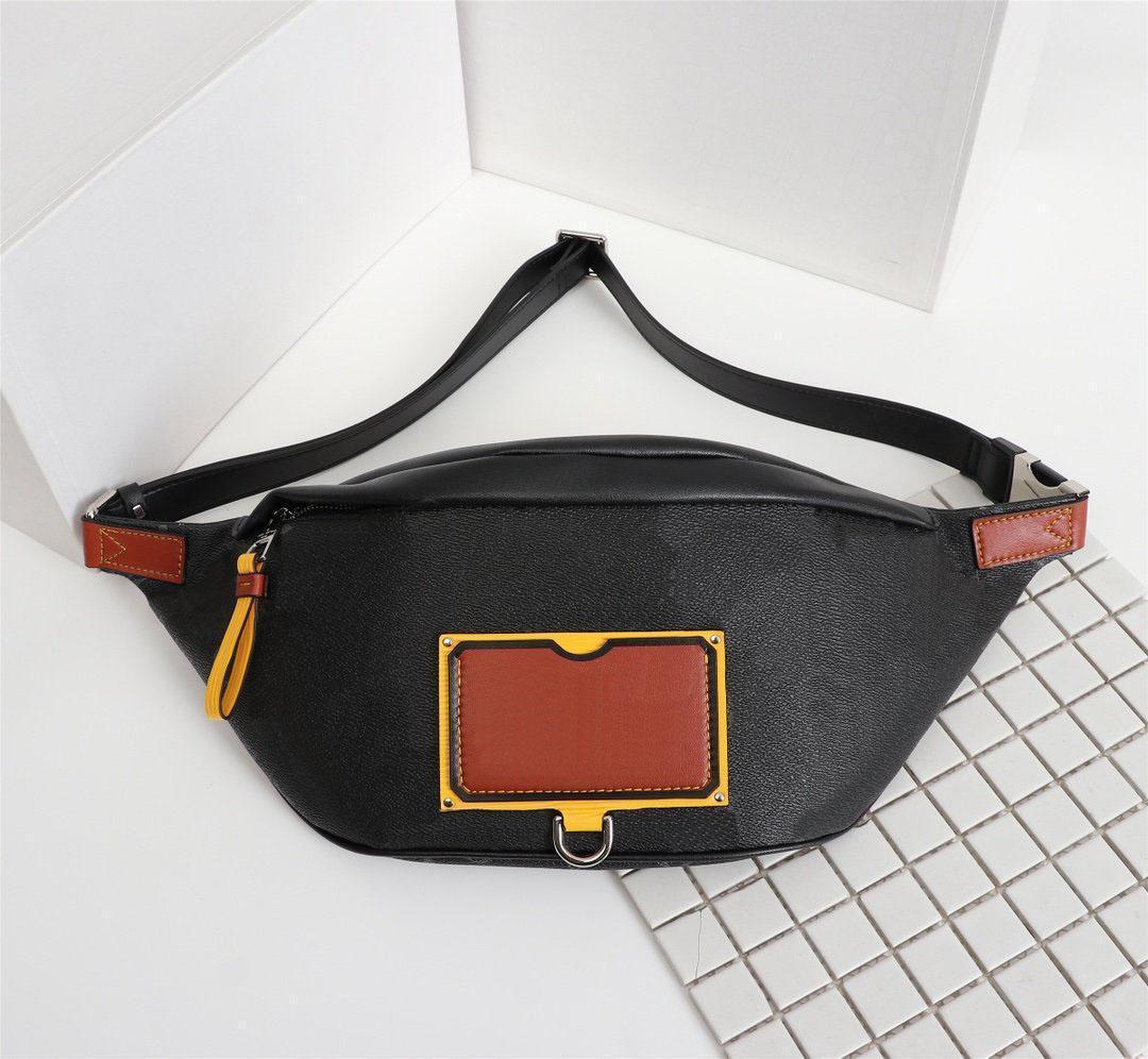 Saco de moda de luxo tela de marca quente série New Bag Designer bolsas de moda cintura descoberta de vendas clássico ombro m frete grátis qfjqu