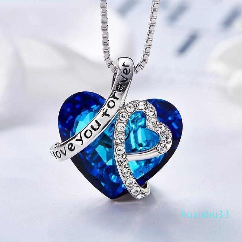 Горячая продажа ожерелье Кристалл ключицы