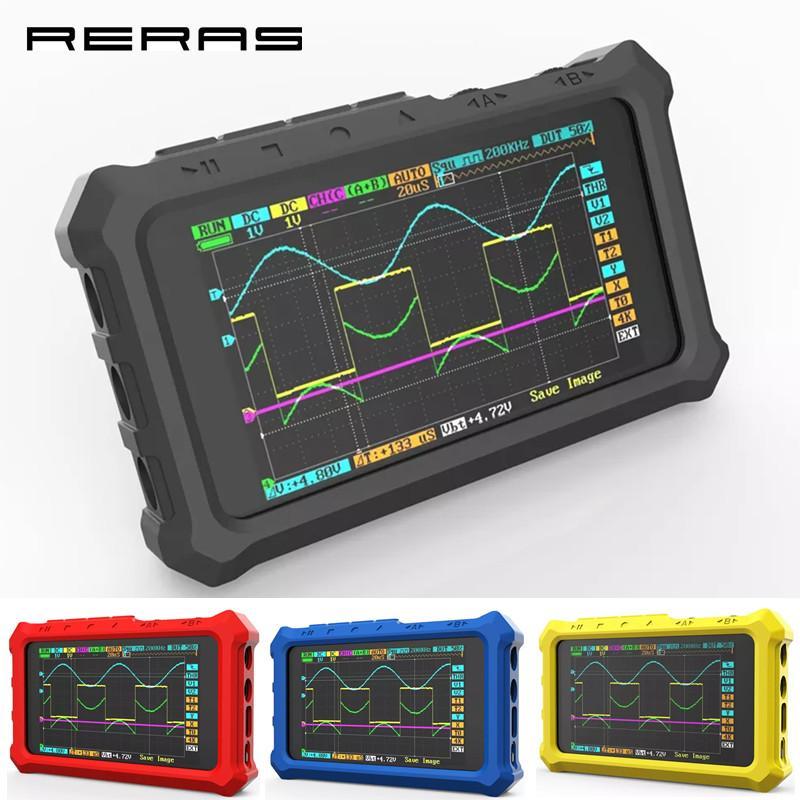 Cubierta de silicona protectora para el MINI Nano DSO213 DS213 DS203 DSO osciloscopio digital Digital 213 DS 213 Bolsa de almacenamiento portátil