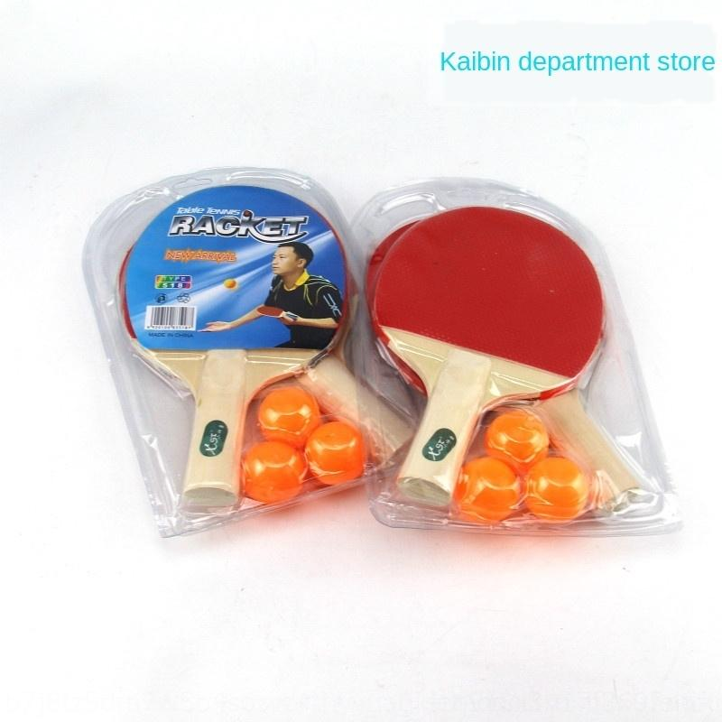 Racket Set Table Yiwu table boules d'articles de sport tennis de Racket 3 marché de tennis 9,9 yuans yuans magasin 10 cZUNC