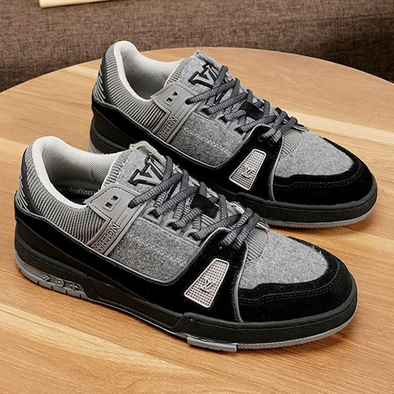 Mens Fashion Shoes Luxo Calçados sapatilha Chaussures Pour Hommes rápido Mens Navio Shoes Moda Sneakers Zapatos De Hombre L770