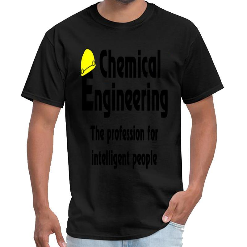 Printed Smart Chemical Engineer T-Shirt Streetmens weißes T-shirt s-6xl Outfit