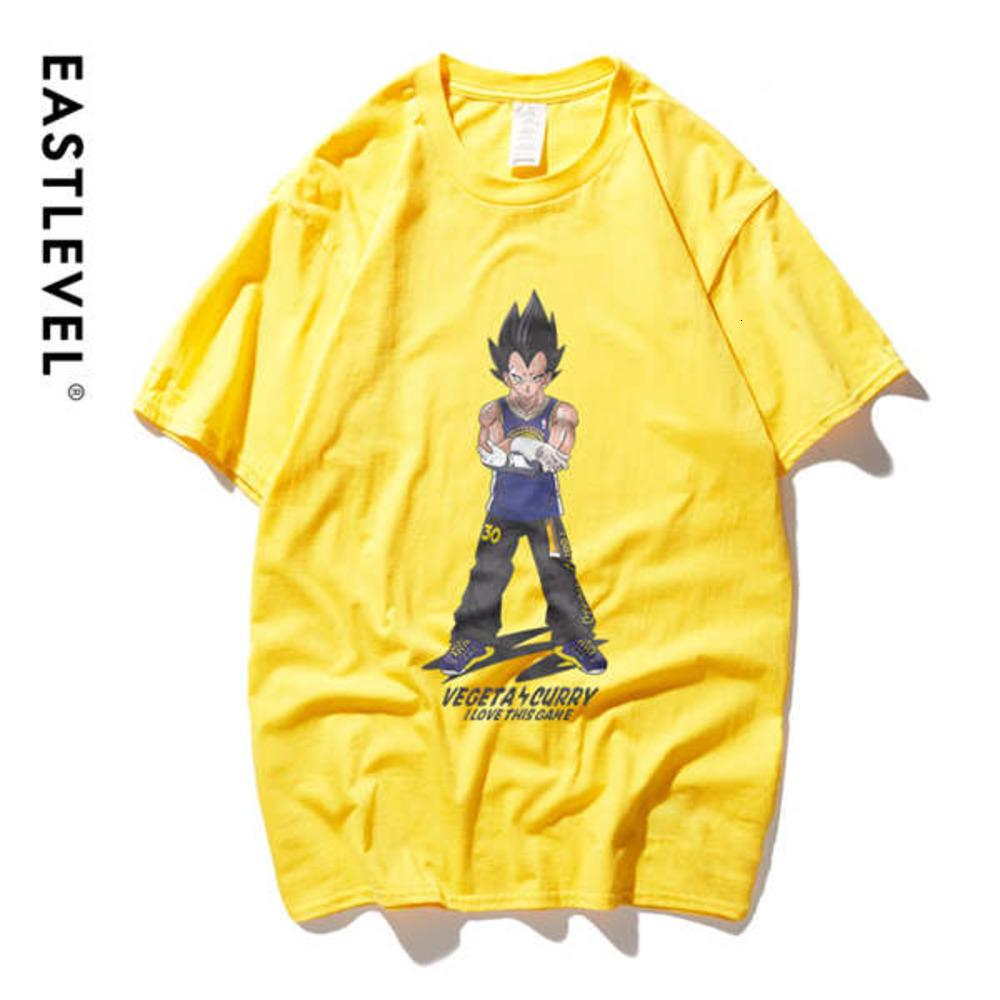 Basketball-T-Shirt Trikot für Fans Designer persönlich James gelb blau Designer L XL XXL XXL DIRH