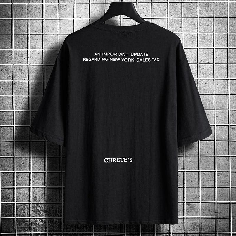 SingleRoad İnsanın Tişört Kadınlar Büyük Boy Hip Hop Japon Streetwear Harajuku Tişört Erkek Tişört Unisex Tişörtlü Men yazdır