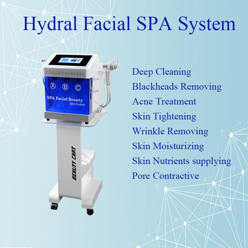 Microdermabrasion Facial Deep Cleaner oxygen spray diamond dermabrasion skin peeling hydrodermabrasion Suitable for all hydro facial machine