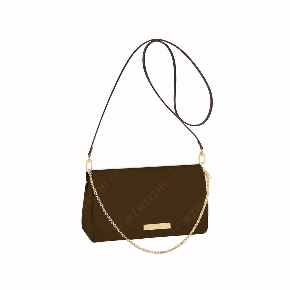 Top qualité M40718 Sacs à main en cuir Mode Totes Femmes Sacs à bandoulière sac bandoulière sac à main Lady Messenger Sac d'embrayage Sacs magasin nous