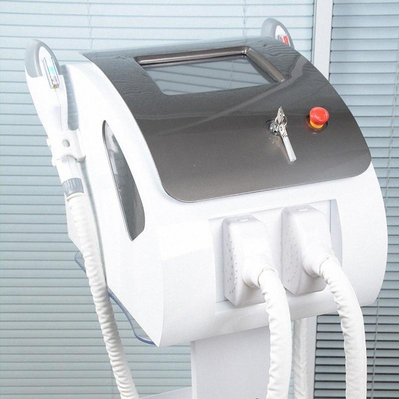 2019 Update-IPL-Laser-Haarhaarentfernung Maschine OPT SHR Diode Laser-Maschine Elight Hautverjüngung IPL Haarentfernung Ji68 #