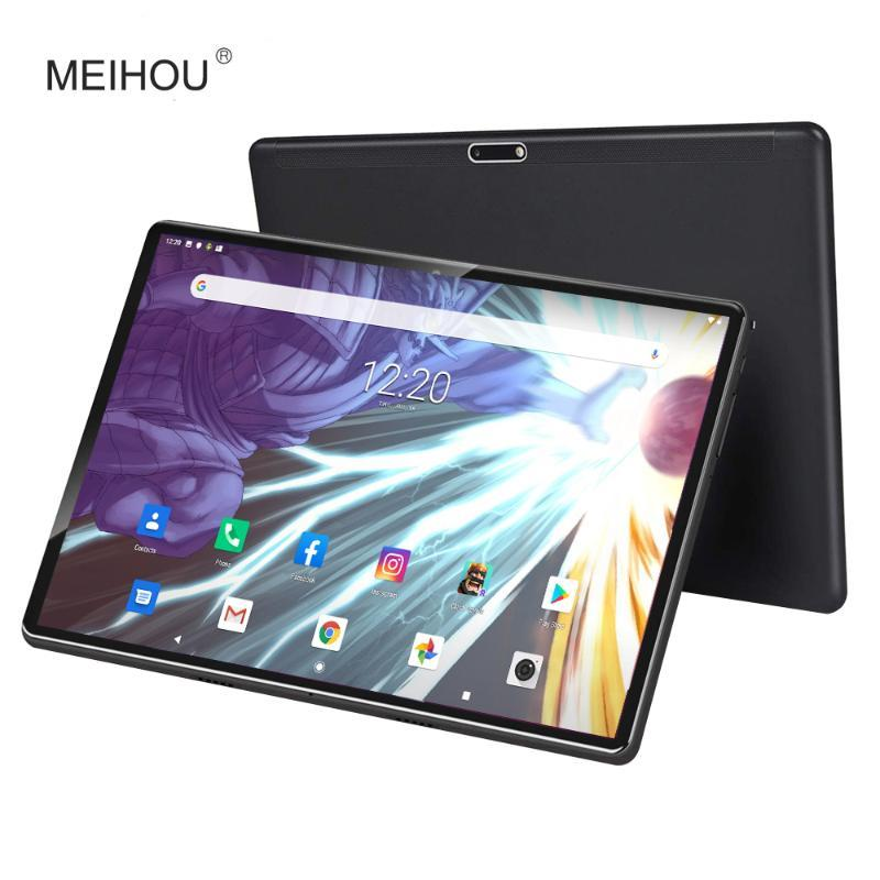 New Design 10 inch tablet Quad Core 2GB RAM 32GB ROM 2.5D HD Sceen Wifi Android 9.0 OS Tablet IPS 5.0MP Camera GPS 10.1