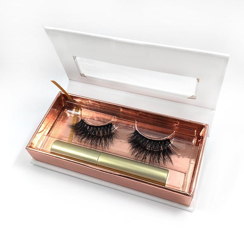 Magnetic Liquid Eyeliner 3D Magnetic False Eyelashes Set Waterproof Eyelashes Kit 88