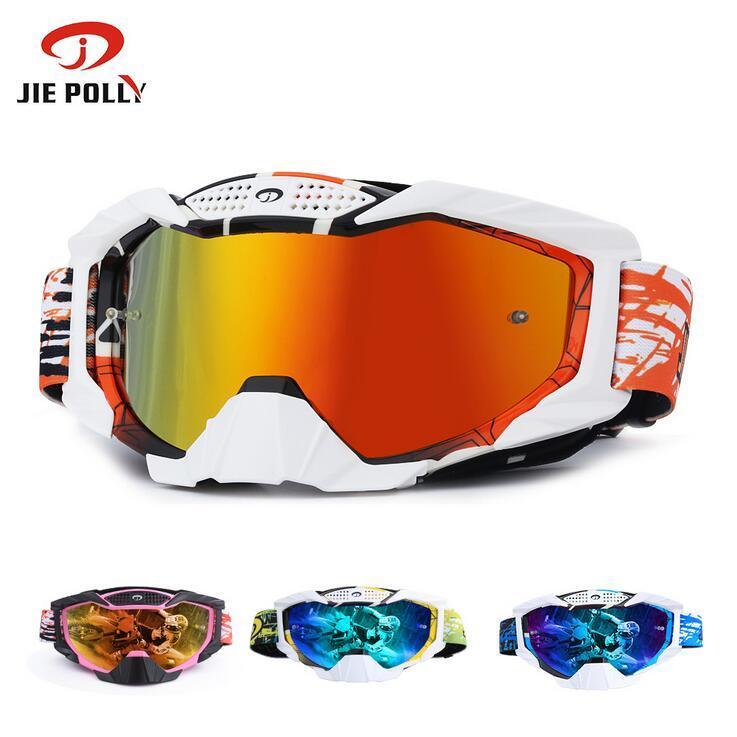 Deportes de invierno Nieve Gafas de esquí de montaña esquí alpino Snowboard Gafas Máscara de la motocicleta de motocross Gafas de sol Gafas de bicicletas Máscara # X5