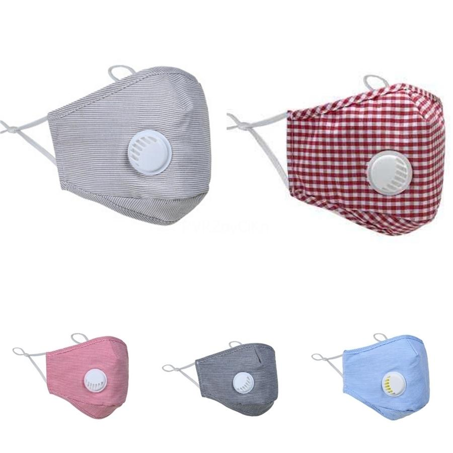 Máscaras Er Boca PM2.5 Ice Silk Designer Máscara Facial Dustproof lavável reutilizável Ice Silk algodão Adulto Criança em stock # aq845