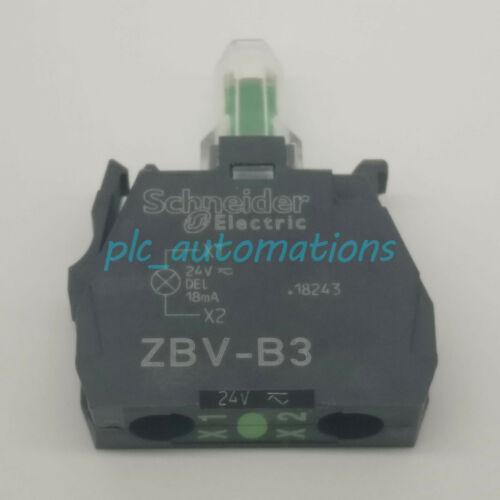 5pc/box New in box Schneider ZBVB3 ZBV-B3 Push button 1 year warranty
