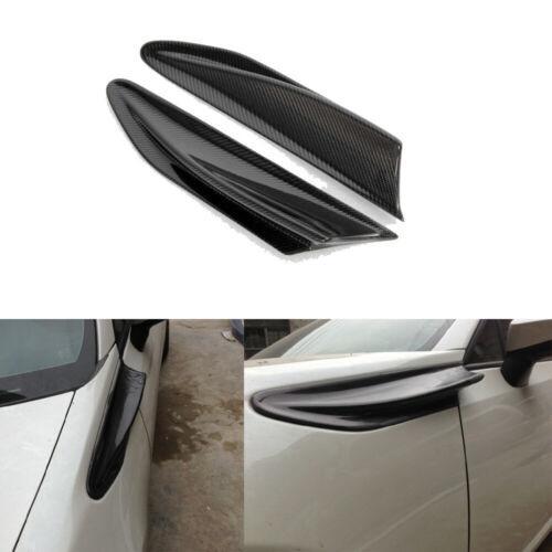 Углеродное волокно Side Vent Air Flow Fender для Subaru BRZ Toyota GT86 86 Scion FR-S