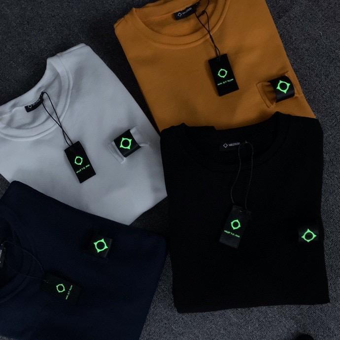 M-XXL H971RF: Havlu kumaş Hoodie Erkek Kadın imleç 20SS Erkekler tasarımcı Kapüşonlular Aplike Gece MA.STRUM erkek giyim Asya Boyutu sweatshirt'ü