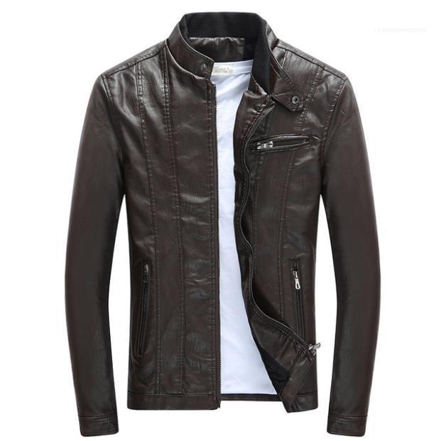 Taille Manteau Homme Vêtements pour hommes Veste Designer Casual Automne Hiver Slim Fit Col Jackets plus stand