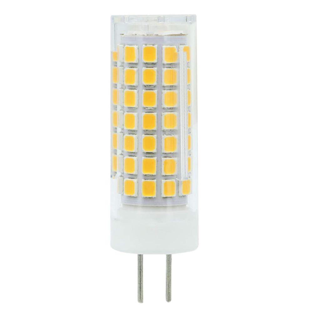 7W светодиодные лампы G4, разъем заменяет 75W галогенной лампы с углом 360 ° пучка, используемой для под встречным освещением диммирования G4 лампы