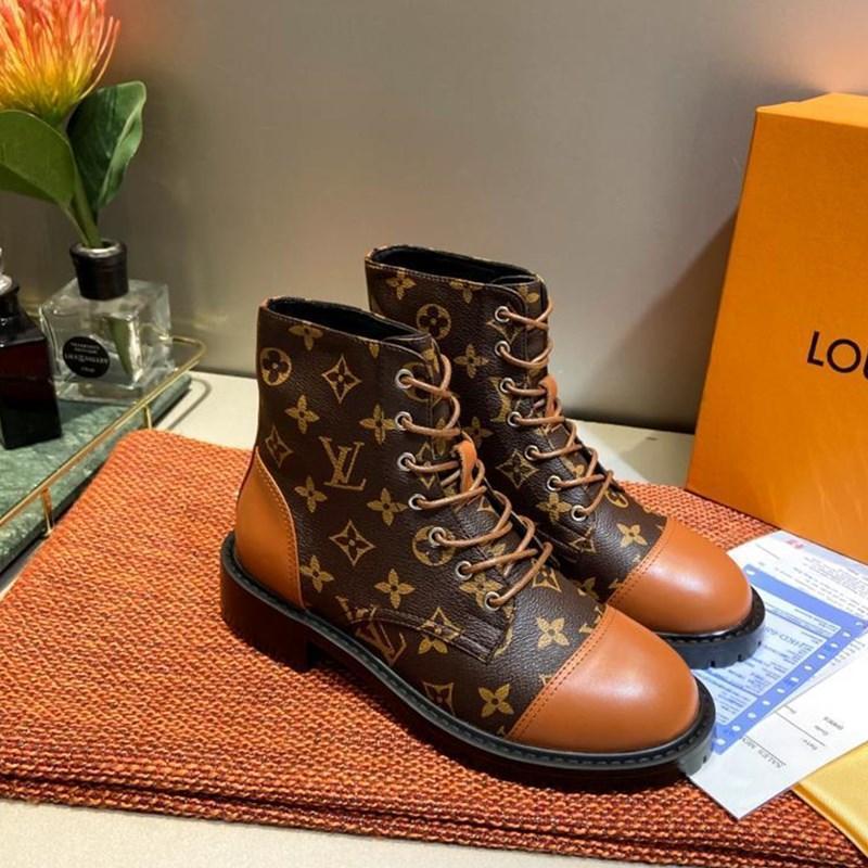 scarpe 215 delle nuove donne di alta qualità casuali, brevi stivali delle donne famose di marca, pattini esterni del partito viaggi, imballaggio scatola originale