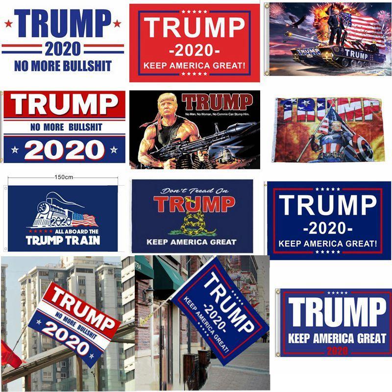 Trump flags Decor Banner Trump Flag America Again for President USA Donald Trump Election Banner Flag Donald Flags 90*150cm