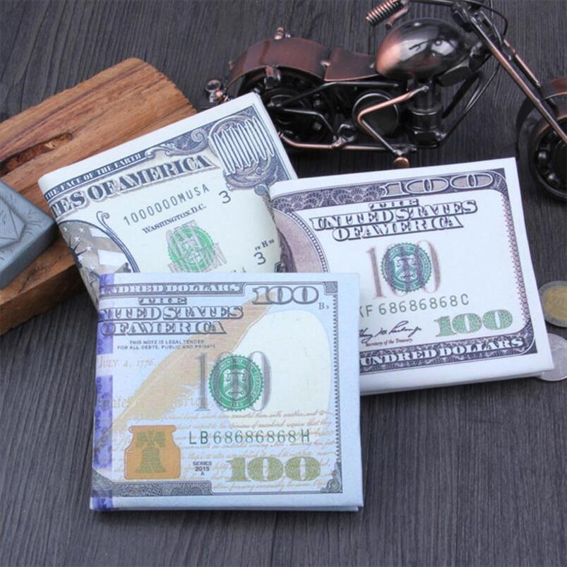 Hommes Coin Marque Top Money Slim Slim 2018 Qualité Pu en cuir Portefeuille pour portefeuille Dollar Carte Mince Porte-monnaie Vente Pouch-Pouch BWTVI