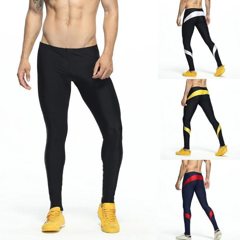 Mens Yoga Pants Cotton Loose Yoga Summer Quick Dry Training Pants Fitness Men's Breathable sports for Men#g40