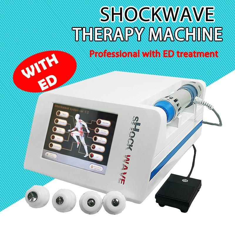 Onda de choque low power Shockwave Therapy Equipment for man's prostate treatment /Acoustic shock wave machine for ED treament machine