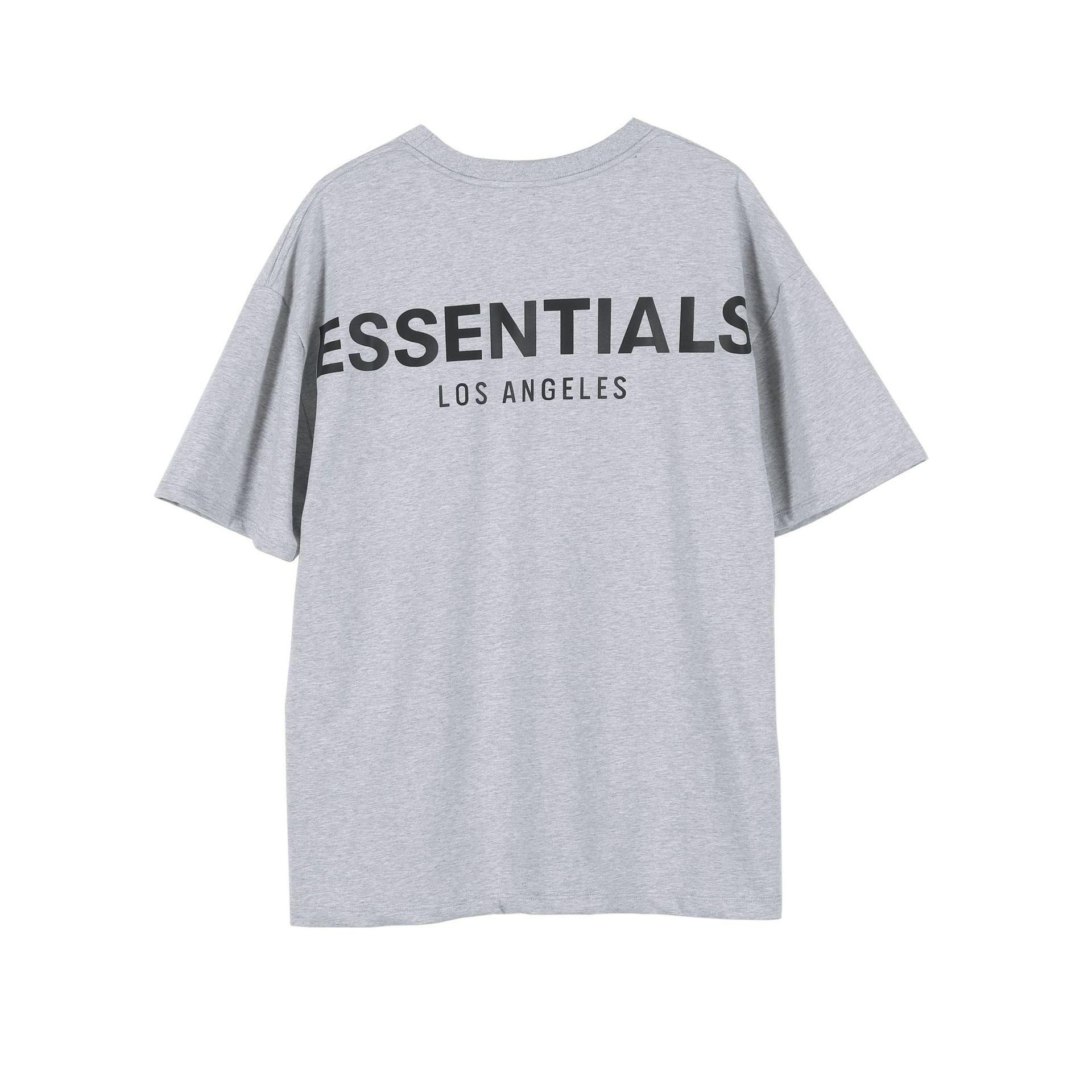 3 Renkler Asya Boyut S-XL ile Erkek Tişörtü Essentials Yansıtıcı Kısa Kollu Yuvarlak Yaka Moda Katı Tişörtü