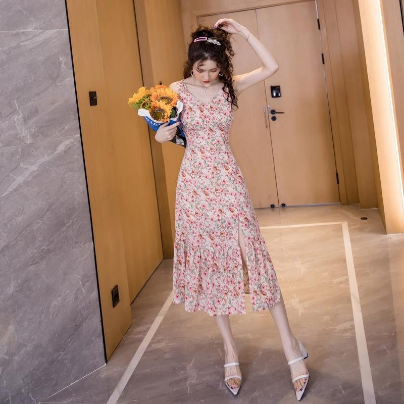 2020 estate nuovo stile coreano delle donne di estate delle donne 2020 vestito nuovo vestito da temperamento temperamento moda coreano stile moda MelIv