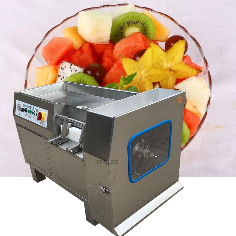 IRISLEE Selling high quality Commercial dicing machine Stainless steel meat dicer Micro-frozen meat granule cutting machine 380V