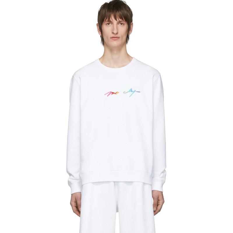 20FW Uomo Donna Felpe con cappuccio 2020 Nuova coppia manica lunga a maniche lunghe con cappuccio con cappuccio uomo moda stampa stampata hiphop top vendita calda