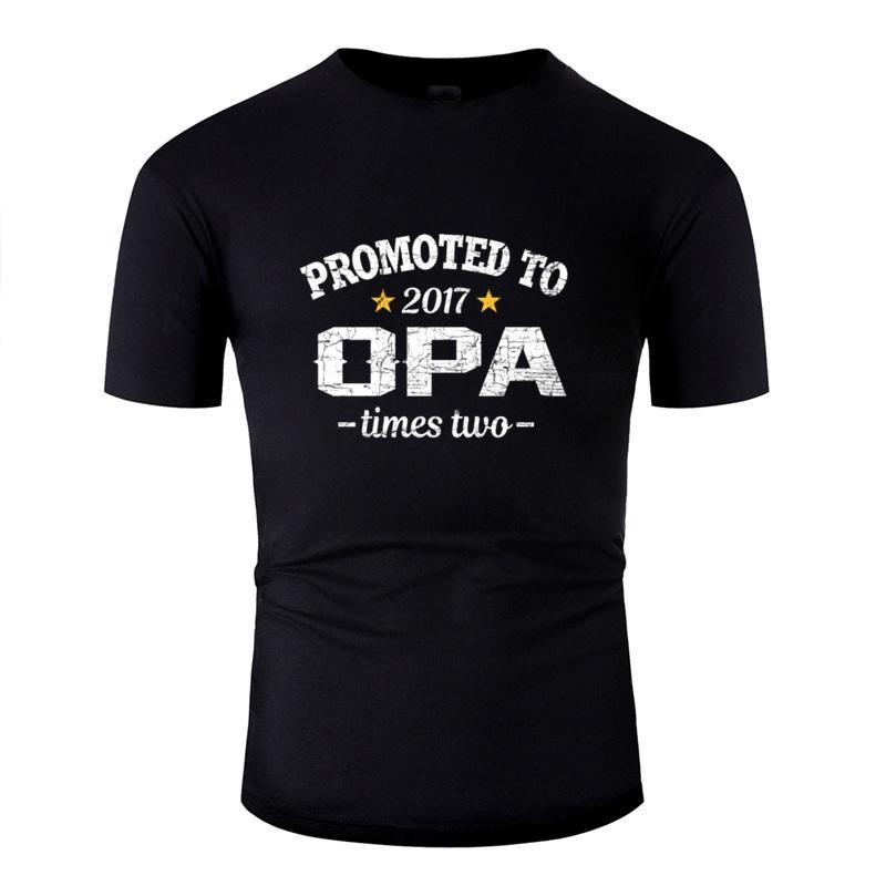 Gráfica promovido Para Opa 207 Times Two (vintage) T-shirt para Cool Mens Adulto camiseta branca camiseta Pop Top Tee