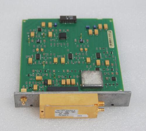 HP / Agilent 08.753-60.908 A / B Assembly Sampler