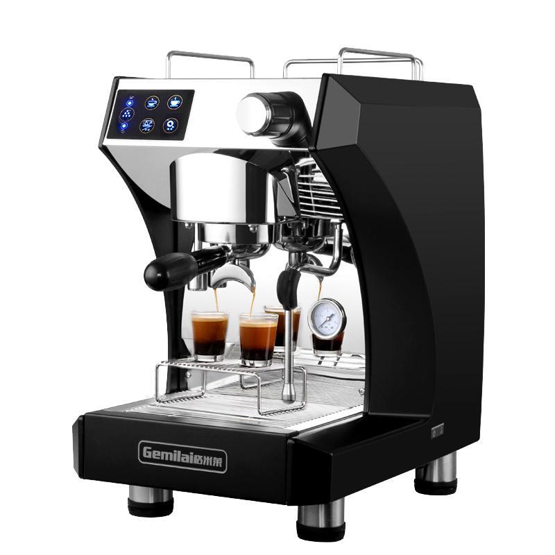 Italiano Commercial Coffee Machine Semi-automático Espresso Coffee Fogão 3000w CRM3122A Criador 9Bar / 15 bar Milk Frother Bomba