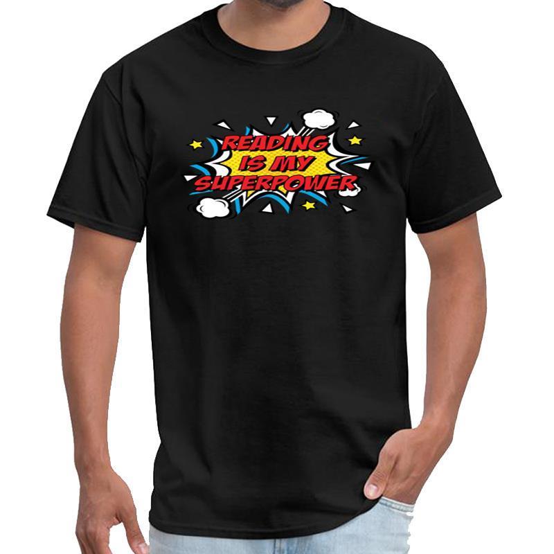 Designer Lesung ist meine Supermacht waifu Shirt homme Shirt T-Shirt und Größen S-5XL hiphop oben