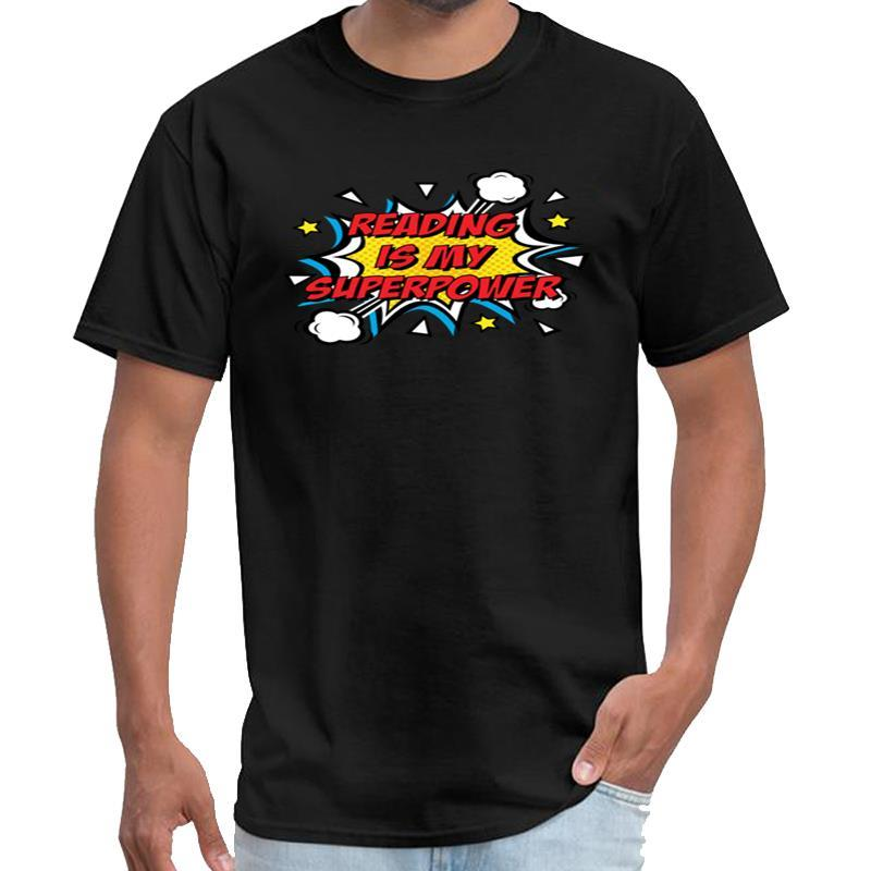 Tasarımcı Okuma My Süper güç Waifu gömlek homme shirt t shirt artı boyutları s-5XL hiphop üst mı