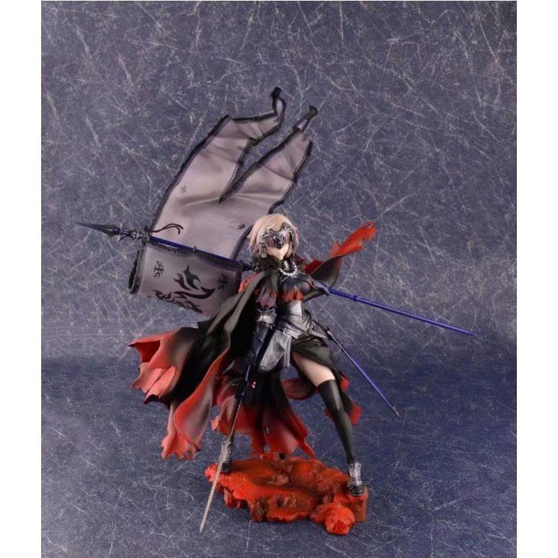 Christmas Fgo 2020 Jeanne 2020 30cm Fate Grand Order Jeanne D Arc Alter Pvc Action Figure