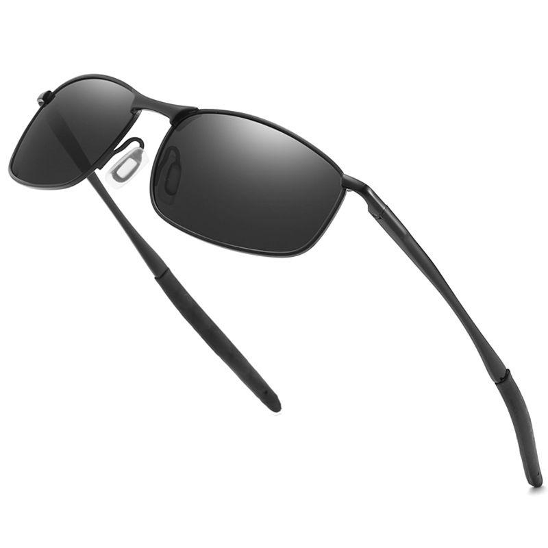 Sürüş Polarize Mens Transition Lens Güneş Gözlüğü Güneş Polaroid Sürücü Emniyetli Erkek Gözlük Açık Moda Erkekler Gözlük UV400 MTWRO