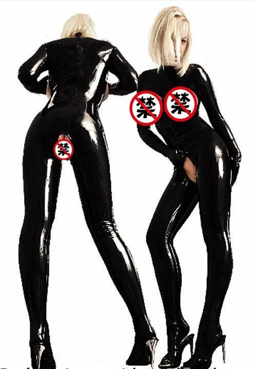 couro io6dC Halloween roupa pintada aberta virilha demuly roupa do jogo de uniforme de dança de couro pólo corpo veste a roupa do corpo apertado ju EEkPc