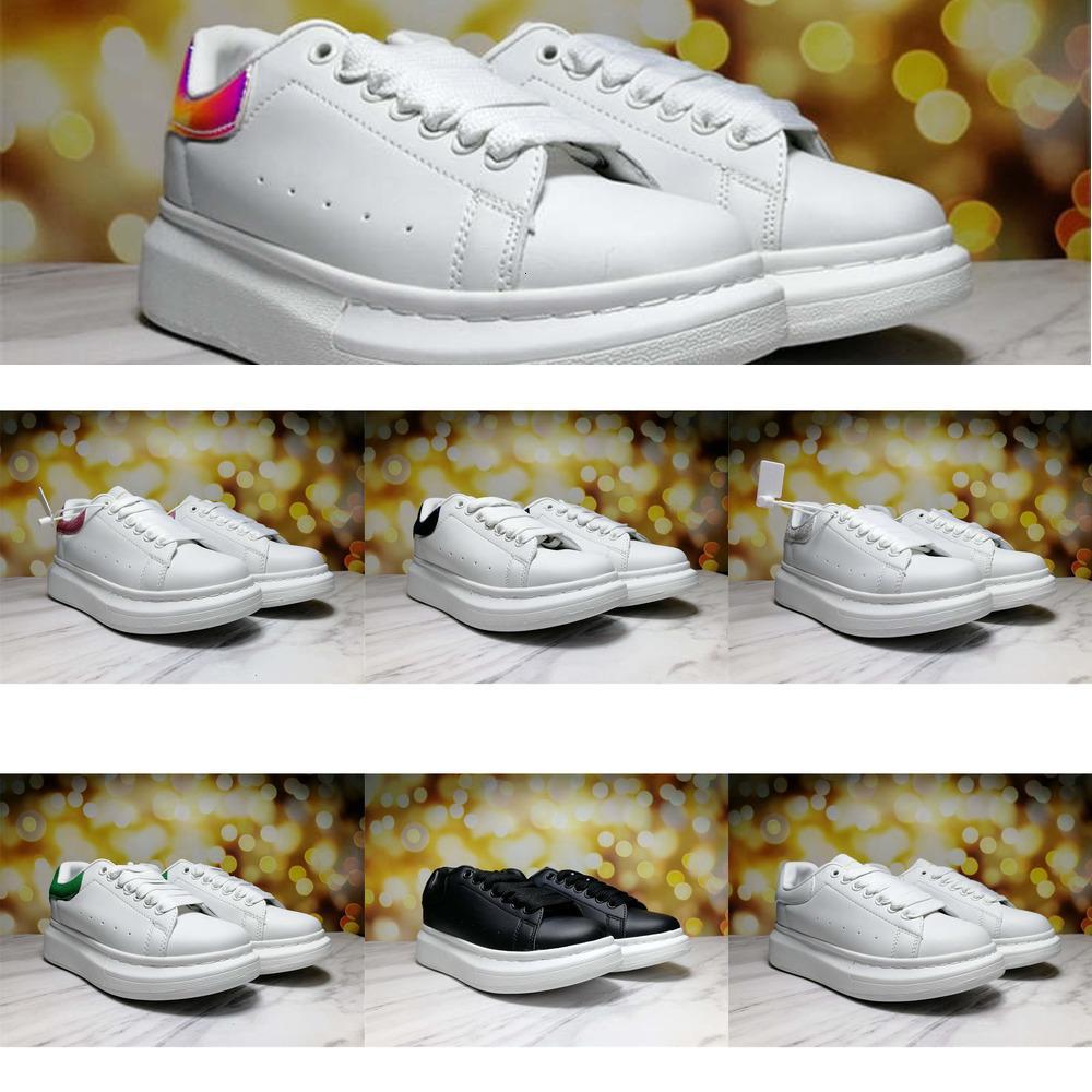 casuales de la moda de las mujeres de los hombres Alexendre McQveen mujeres de los hombres zapatos zapatillas de deporte superiores de fondo cubierta tamaño de los zapatos al aire libre funcionamiento 35-44 Y6H3 NJS6 E5HL