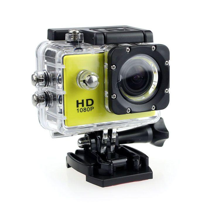 Tätigkeits-Kamera-wasserdichte Sport-Kamera-Weitwinkelobjektiv-DV-Camcorder Lade Jr Deal